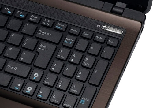 Обзор ноутбука asus k53e