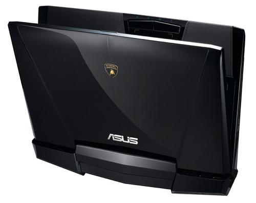 Обзор ноутбука asus lamborghini vx7