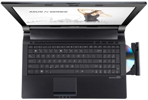 Обзор ноутбука asus n53da