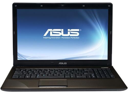 Обзор ноутбука asus x52de