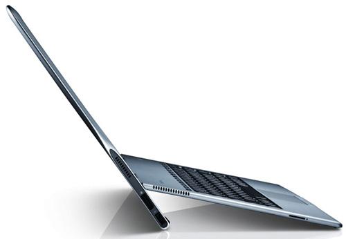 Обзор ноутбука dell adamo xps