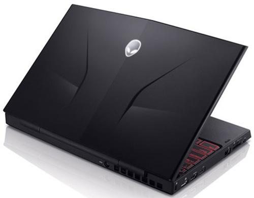 Обзор ноутбука dell alienware m11x r3