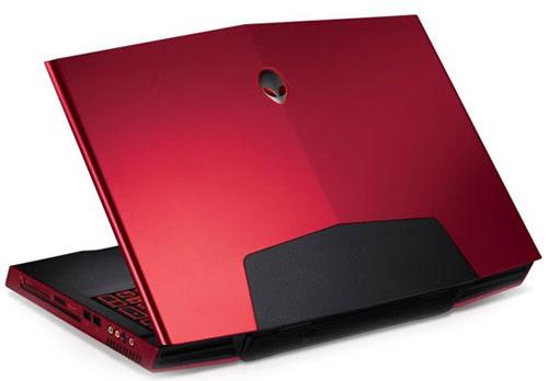 Обзор ноутбука dell alienware m15x