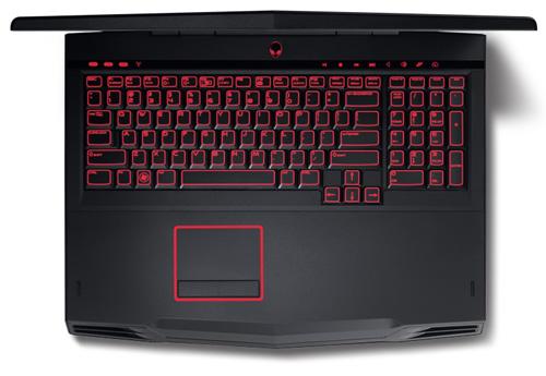 Обзор ноутбука dell alienware m17x