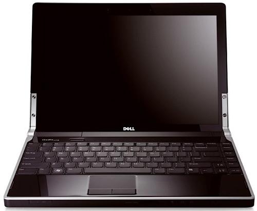 Обзор ноутбука dell studio xps 13