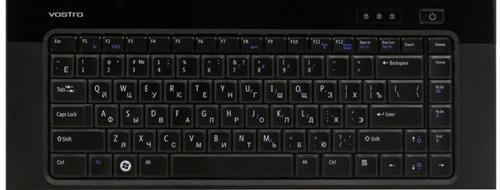 Обзор ноутбука dell vostro a860