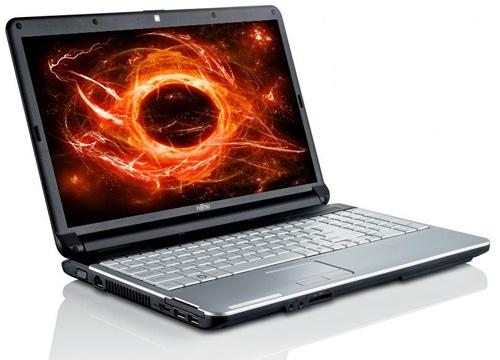 Обзор ноутбука fujitsu-siemens lifebook a530