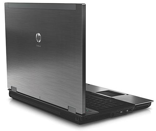 Обзор ноутбука hp elitebook 8740w