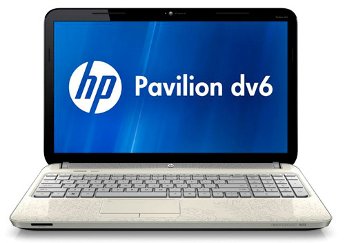 Обзор ноутбука hp pavilion dv6-6106er