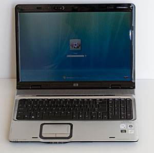 Обзор ноутбука hp pavilion dv9000t (dv9220us)