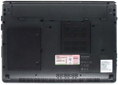 Обзор ноутбука lenovo ideapad u455