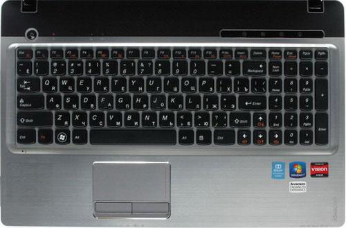 Обзор ноутбука lenovo ideapad z565a1