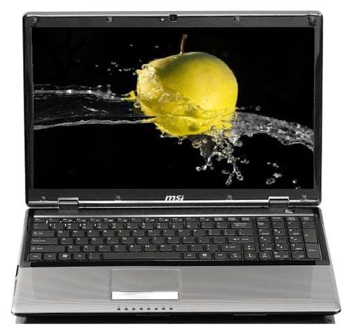 Обзор ноутбука msi cx623