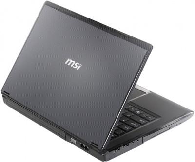 Обзор ноутбука msi ex465