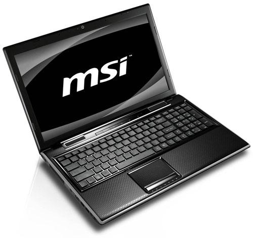 Обзор ноутбука msi fx603