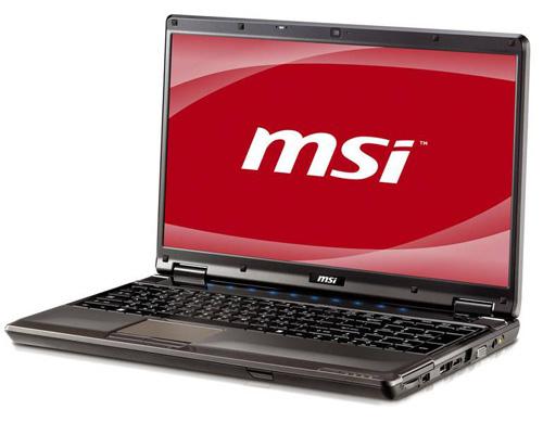 Обзор ноутбука msi ge600