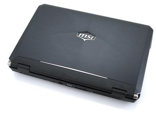Обзор ноутбука msi gt660