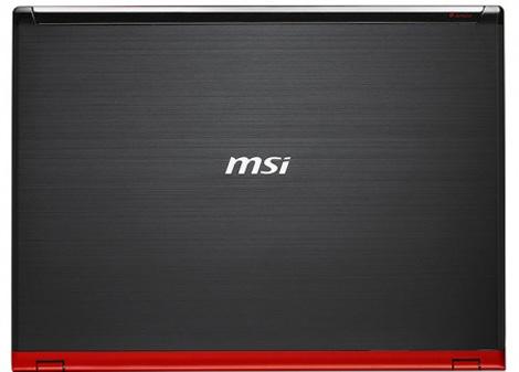 Обзор ноутбука msi gx640