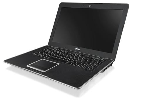 Обзор ноутбука msi x-slim x400