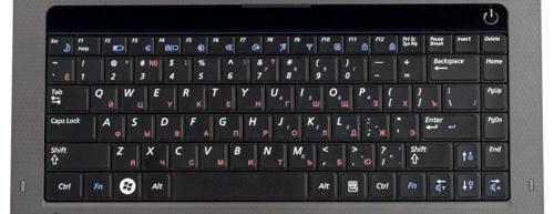 Обзор ноутбука samsung r425