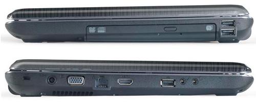 Обзор ноутбука samsung r525