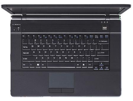 Обзор ноутбука sony vaio vpc-b11ngx