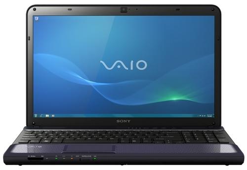 Обзор ноутбука sony vaio vpc-cb3s1r