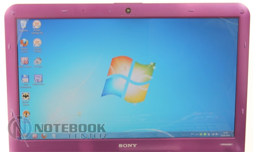 Обзор ноутбука sony vaio vpc-ea3s1r