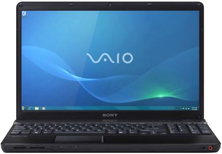 Обзор ноутбука sony vaio vpc-ee4m1r