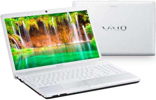 Обзор ноутбука sony vaio vpc-eg1s1r