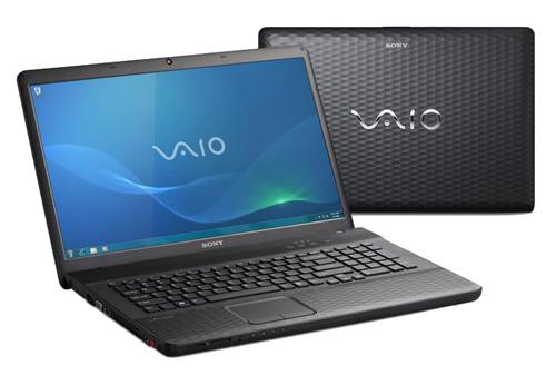 Обзор ноутбука sony vaio vpc-ej1m1r
