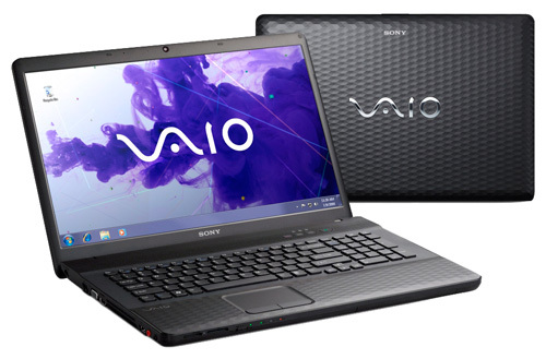 Обзор ноутбука sony vaio vpc-ej2s1r