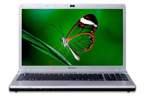 Обзор ноутбука sony vaio vpc-f13e1r
