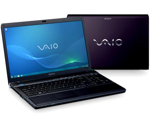 Обзор ноутбука sony vaio vpc-f13z8r