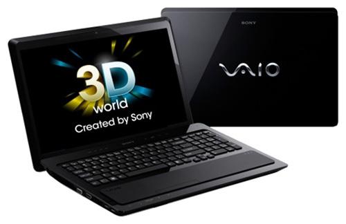 Обзор ноутбука sony vaio vpc-f21z1r