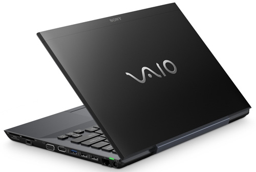 Обзор ноутбука sony vaio vpc-sb2a7r