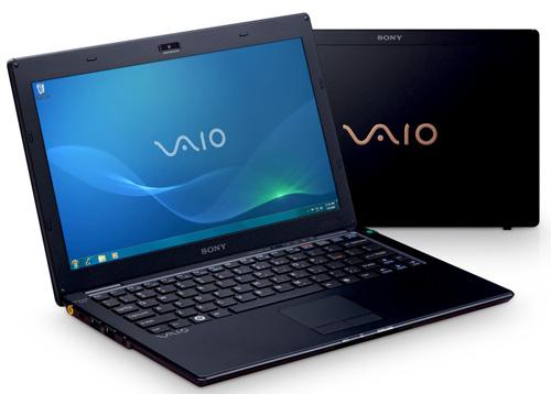 Обзор ноутбука sony vaio vpc-x11