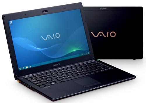 Обзор ноутбука sony vaio vpc-x11z1r/x