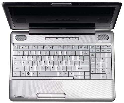 Обзор ноутбука toshiba satellite l500