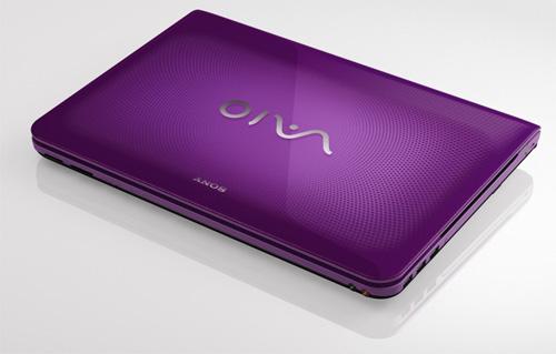Обзор стильного ноутбука sony vaio vpc-ea3s1r/v