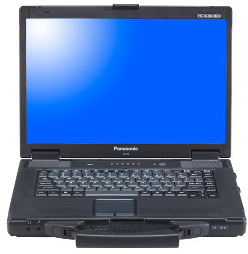 Обзор защищенного ноутбука panasonic toughbook cf-52