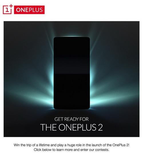 Oneplus 2 появился на первом тизере