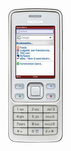 Opera назвала самые популярные телефоны для выхода в сеть