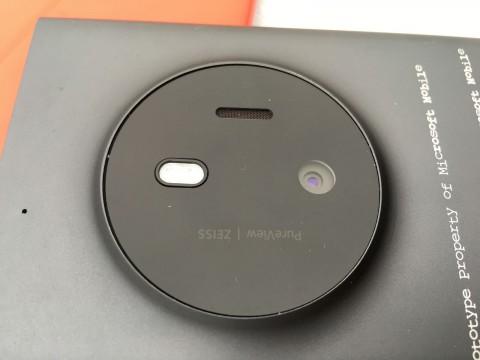 Отменённый камерофон microsoft mclaren показали на фотографиях