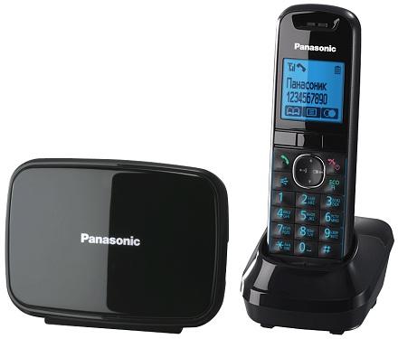 Panasonic представил новую модель dect-телефона среднего ценового сегмента