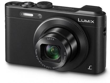 Panasonic представила компактную фотокамеру lumix dmc-lf1