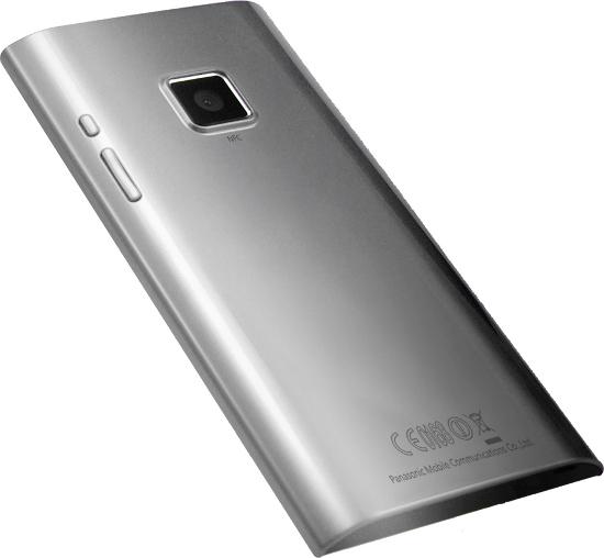 Panasonic вернется на европейский рынок в марте с 4,3-дюймовым android смартфоном
