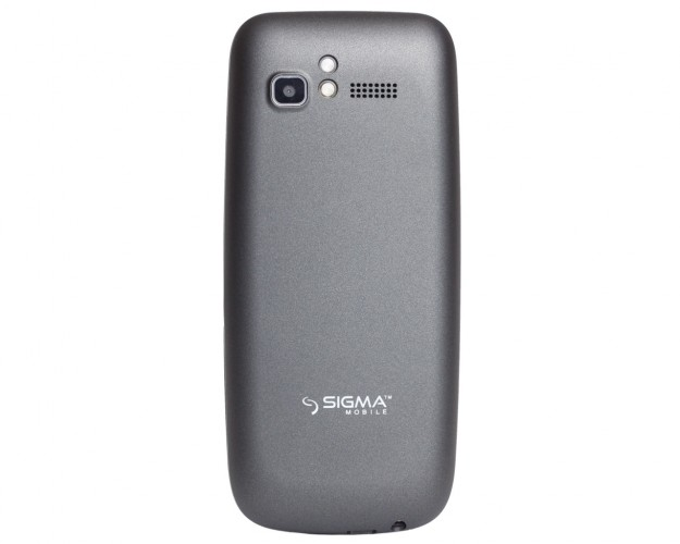 Представлен бюджетный телефон sigma mobile comfort 50 elegance за 777 грн
