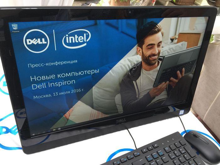 Презентация универсальных ноутбуков dell (лето 2016)