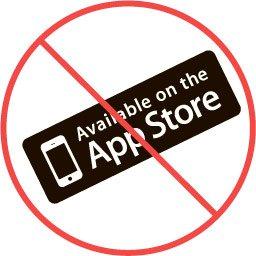 Промо-изображения с белым iphone — только для apple
